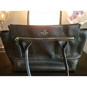 Kate Spade Southport Ave Black Shoulder Bag
